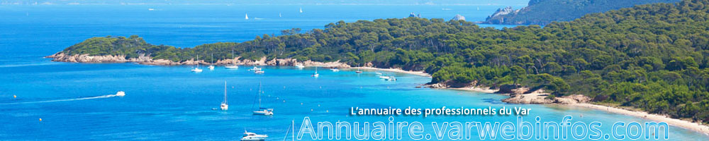 Vous trouverez sur annuaire.varwebinfos.com les coordonnées des entreprises de Toulon