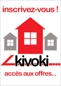 Hôtel bureau à vendre sur Kivoki