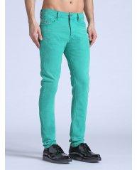 Mettez de la couleur dans vos jeans de marque…