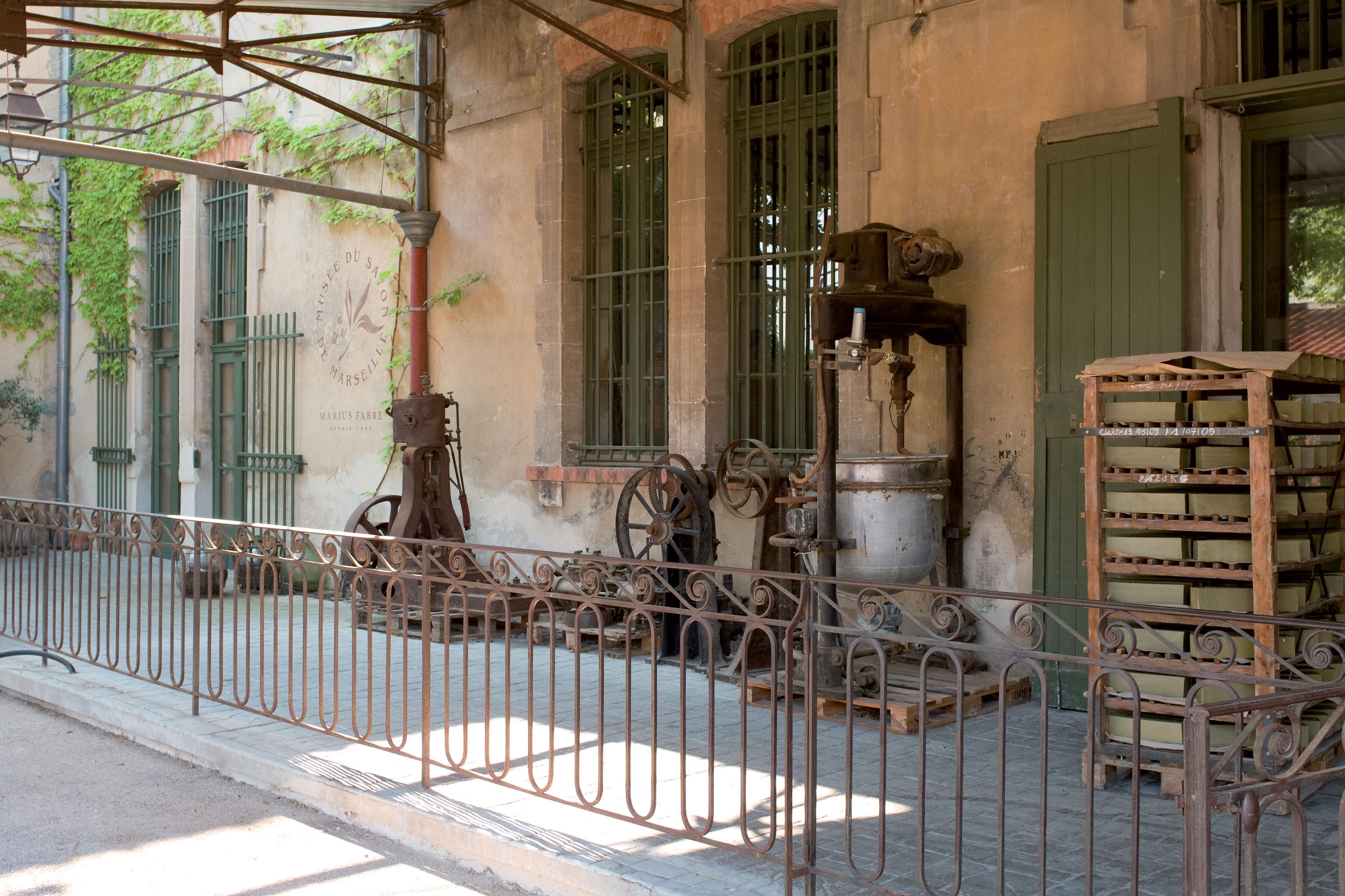 Se faire plaisir cet été en visitant le musée du savon de Marseille Marius Fabre