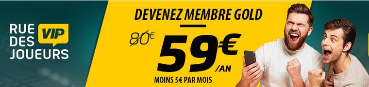 Rue des Joueurs : référence « bonus » pour les paris sportifs et jeux d'argent !