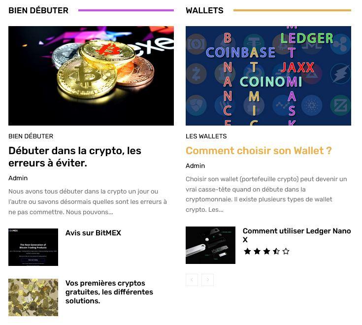 Guide de la cryptomonnaie, un blog pour parfaitement exercer